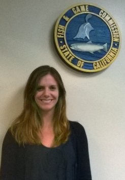 Heather Benko, California Sea Grant State Fellow