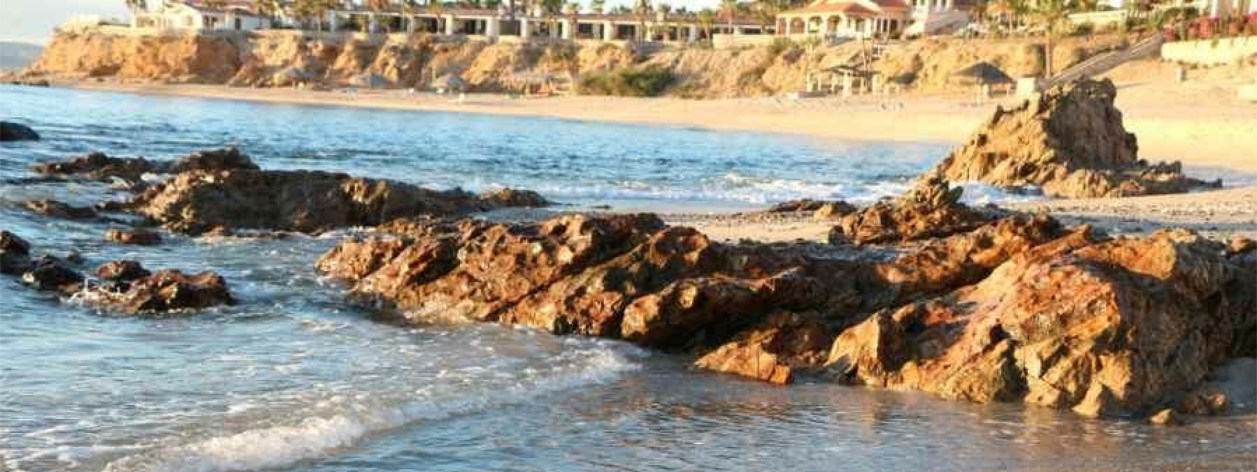 Low tide exposing an eroded sandstone dike in Southern California. Image courtesy of project interviewees.
