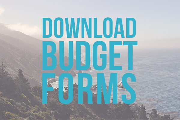 Download Budget Forms