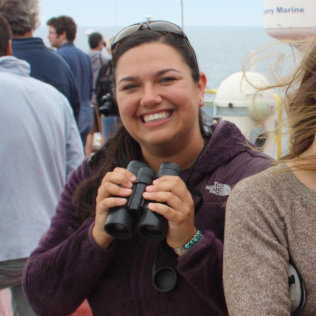 Caitlin Scully California Sea Grant