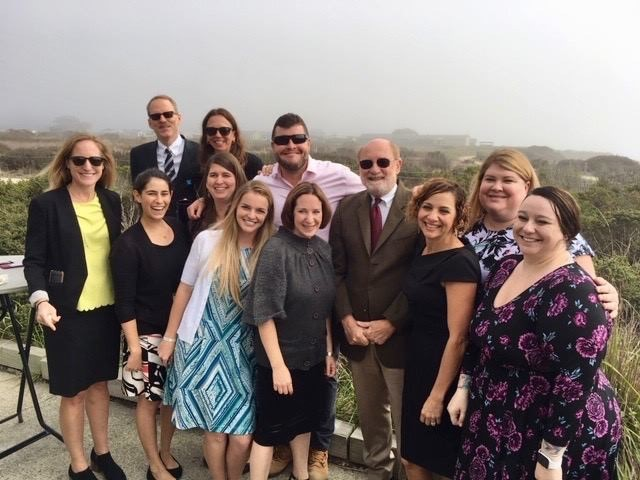 Photo of California Ocean Protection Council staff