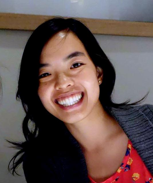 Liz Gagneron, California Sea Grant State Fellow