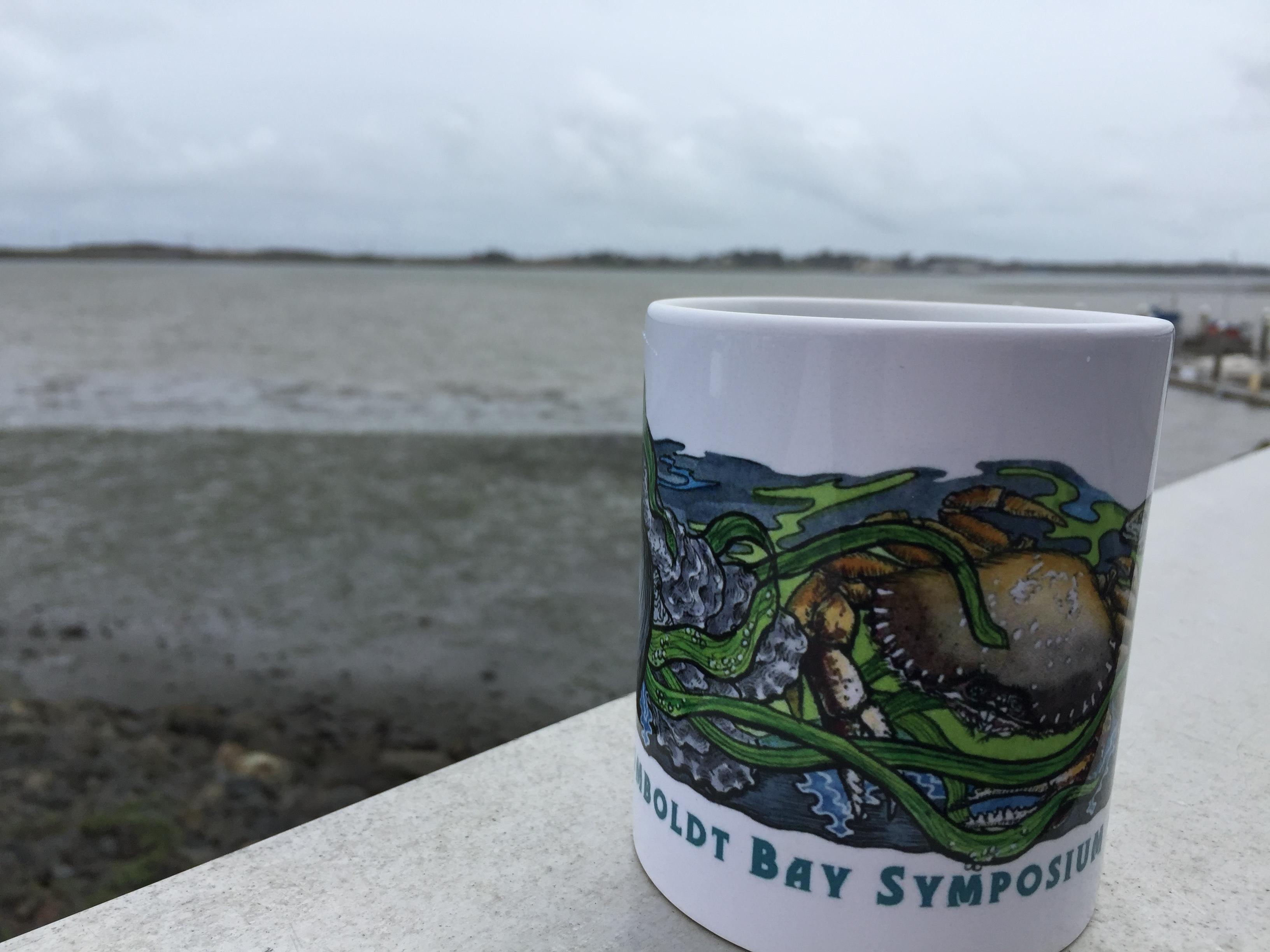 Humboldt Bay mug