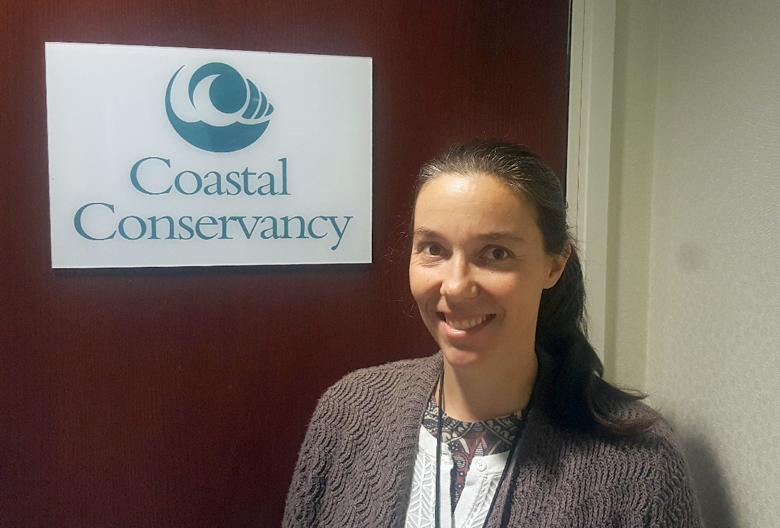 Kerstin Kalchmayr, California Sea Grant Fellow