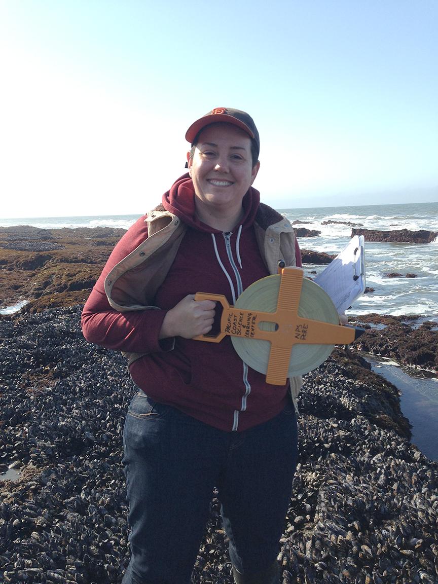 Melissa Kent, California Sea Grant State Fellow