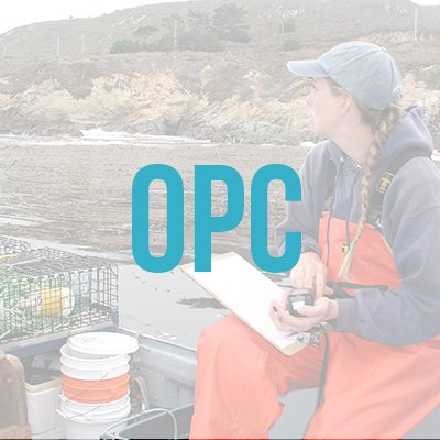California Ocean Protection Council Funding