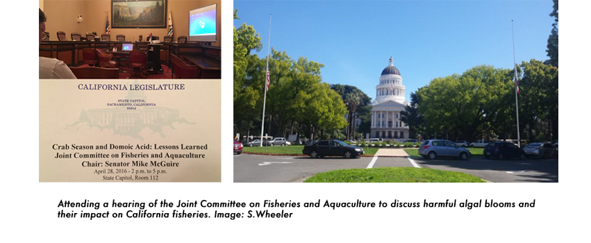 California Legislature, Joint Committee on Fisheries and Aquaculture