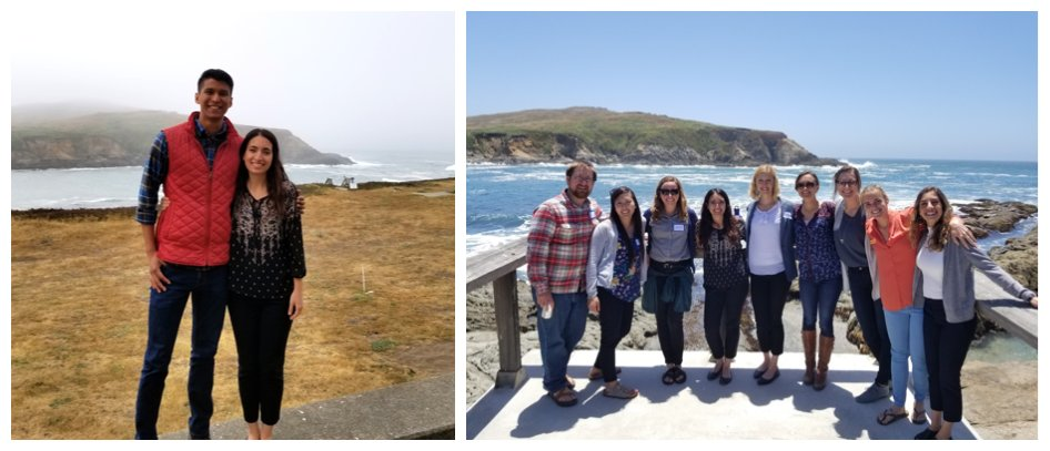 California Sea Grant State Fellows in Bodega Bay