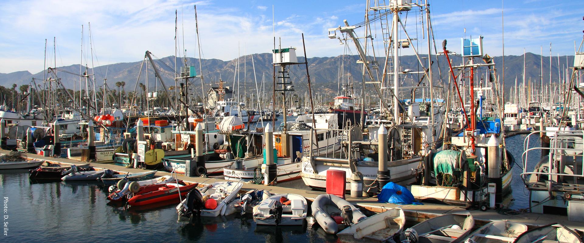 Santa Barbara dock