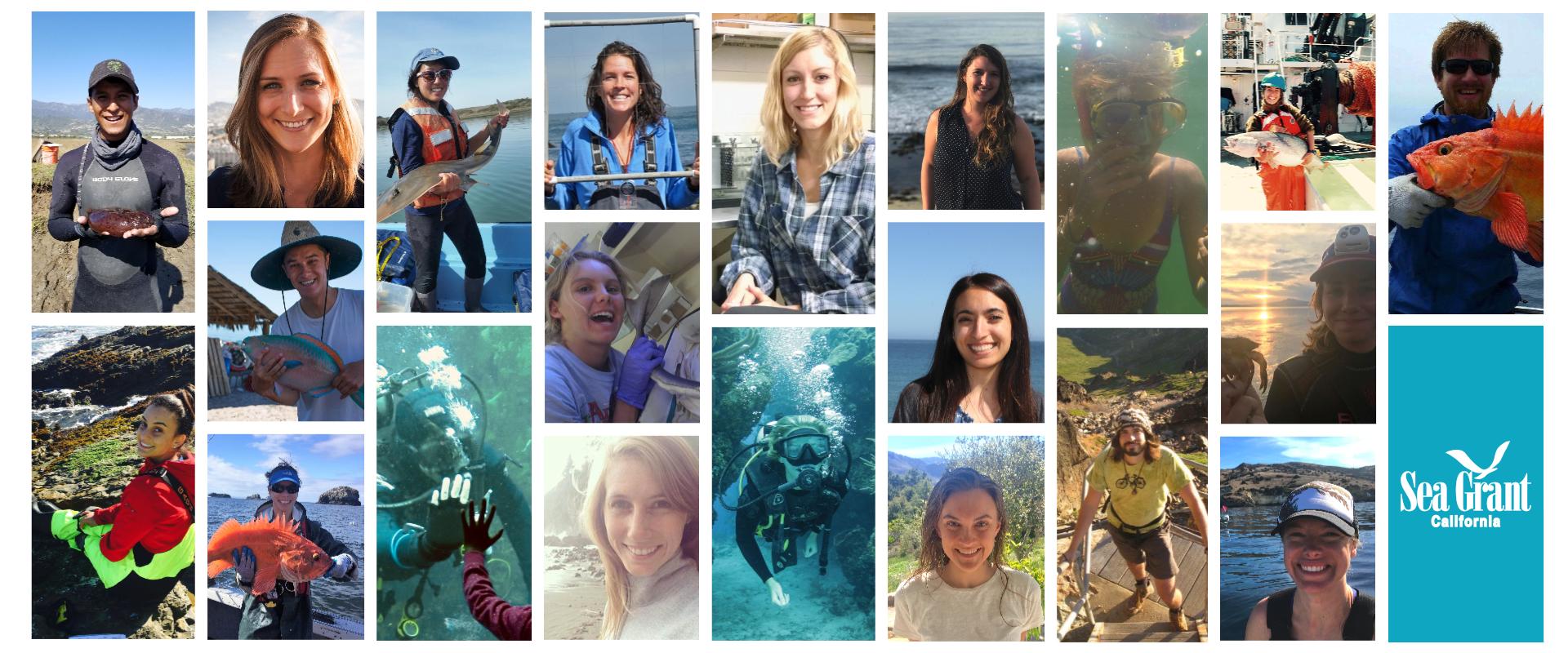 2018 California Sea Grant State Fellows
