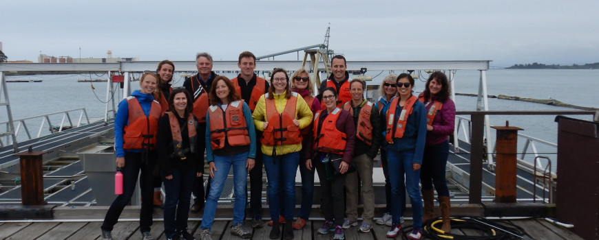california sea grant team 2018