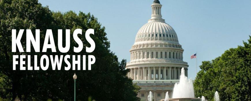 Capitol building - Knauss Fellowship