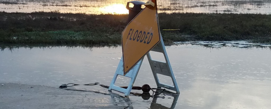 Flooding in Southern California
