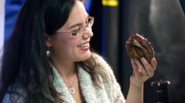Kristin Aquilino with a white abalone at UC Davis Bodega Marine Laboratory in 2017. Photo: Gregory Urquiaga/UC Davis