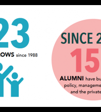 state fellowship 323 state fellows since 1988, 155 have built careers since 2000